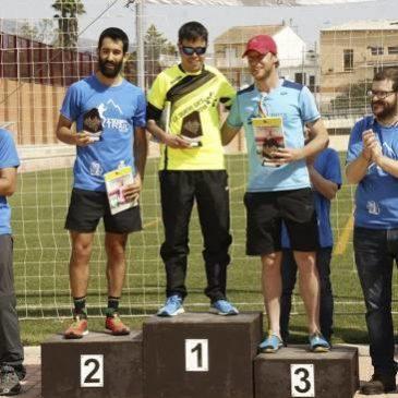 David Pérez Reig, del Club Esportiu Quatre Gats de Ròtova, triunfa en casa